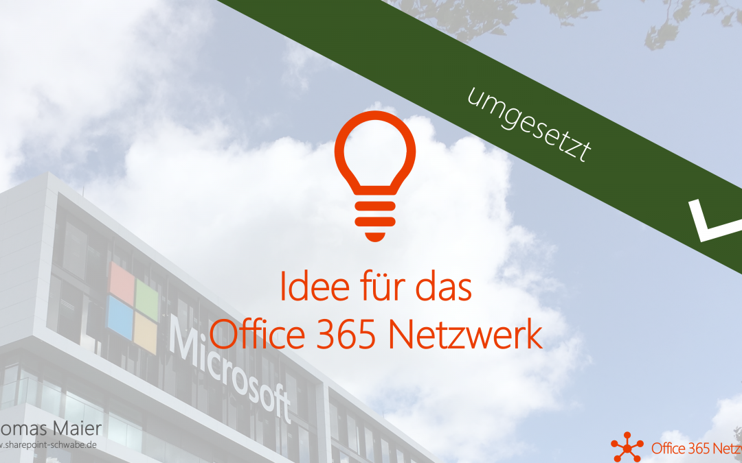 Release-Zyklen: First Release und Office Insider