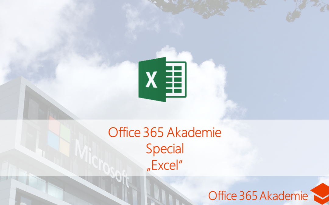 18-01 Excel – Office 365 Akademie Special