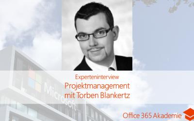 Projektmanagement mit Torben Blankertz