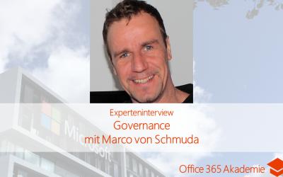 Governance mit Marco von Schmuda