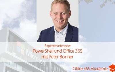 PowerShell und Office 365