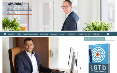 Interview über Office 365 bei Lars Bobach