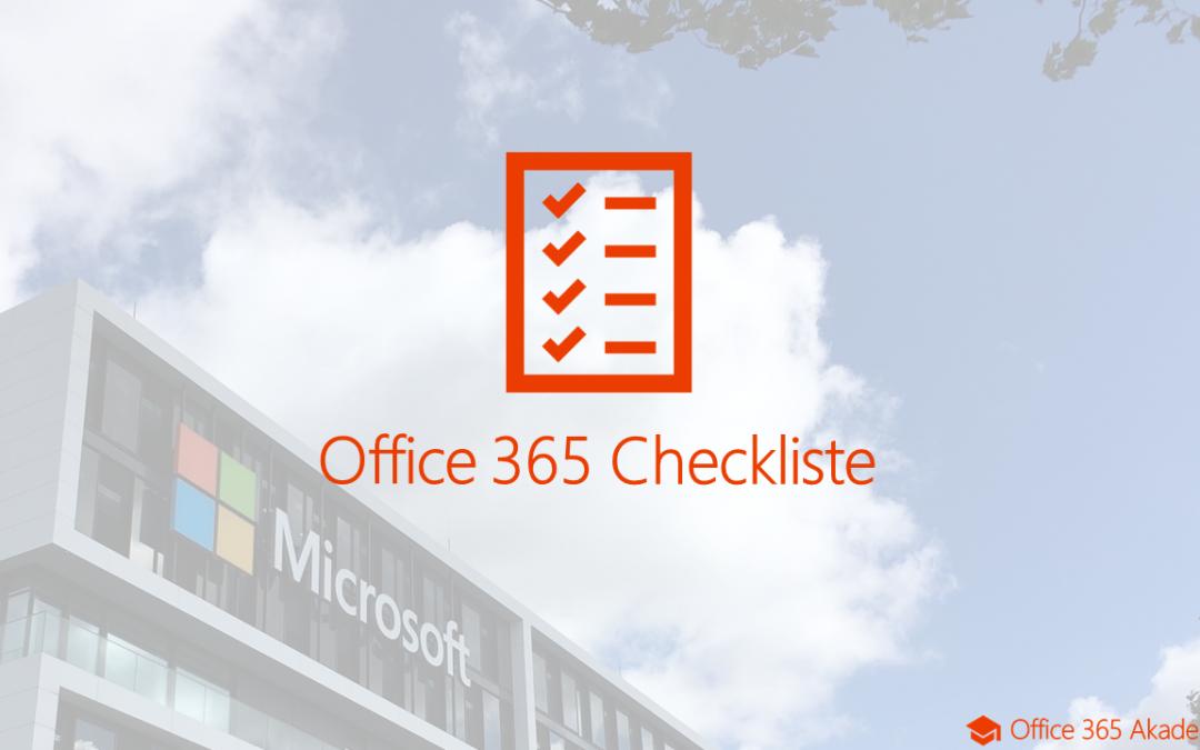 Wie bringe ich den Nutzen von Microsoft 365 zum Anwender