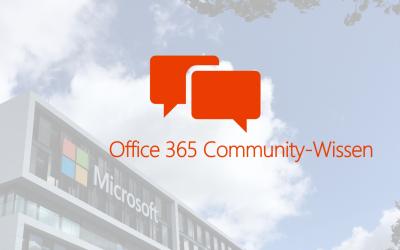 Bestandteile von Office 365
