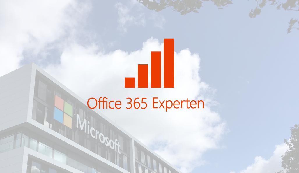 Wir suchen Office 365 Anwender-Experten