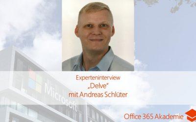 """Experteninterview """"Delve"""" mit Andreas Schlüter"""
