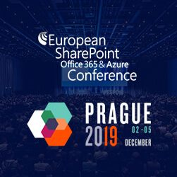 European SharePoint Conference 2019