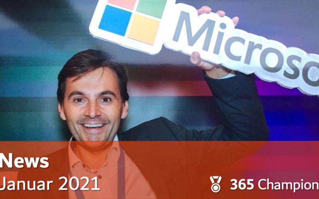 365 Champions News – Januar 2021