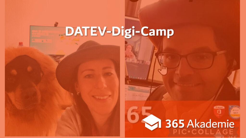 Thomas Maier beim Datev-Digi-Camp