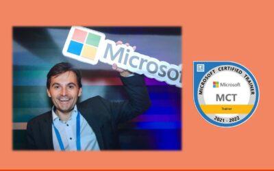 Thomas Maier zum 6. Mal als Microsoft Certified Trainer ausgezeichnet