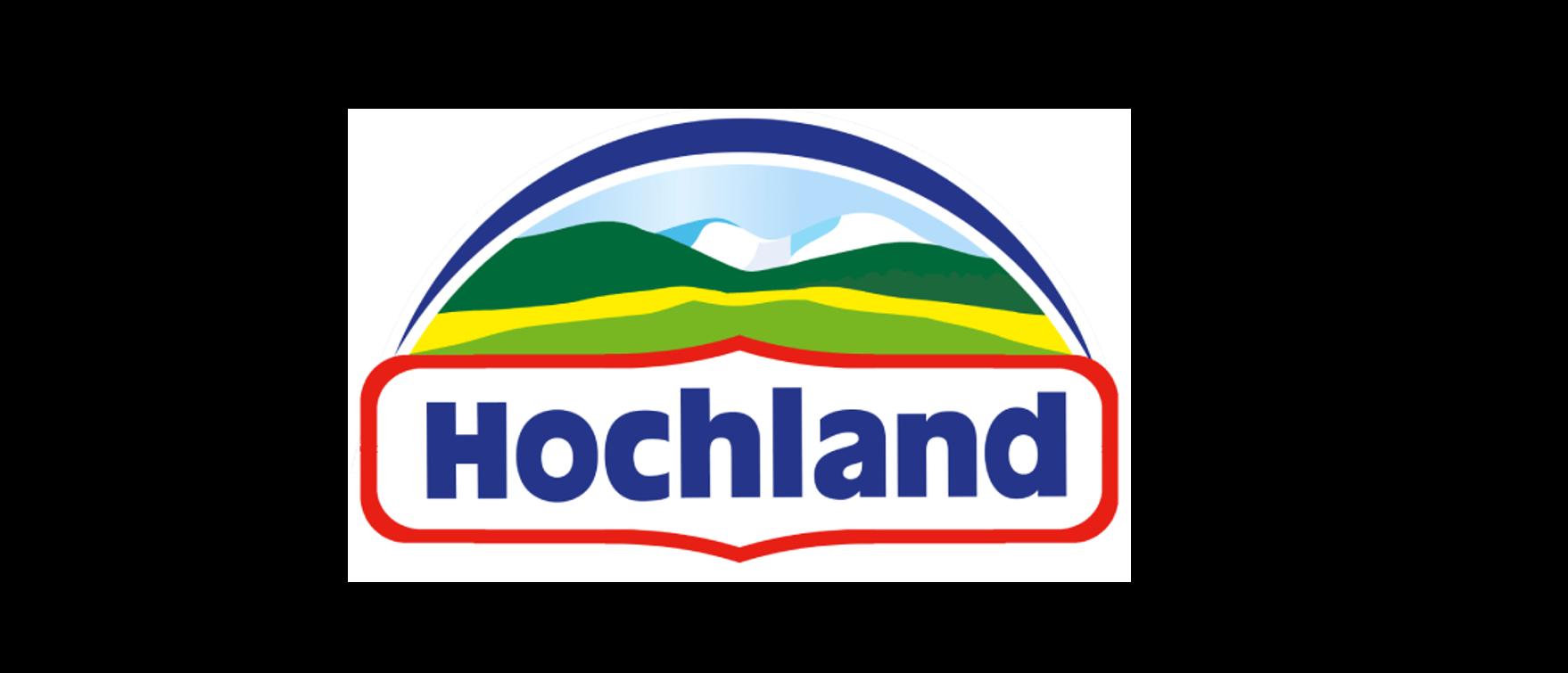 Logo Firma Hochland