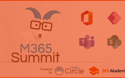 M365 Summit