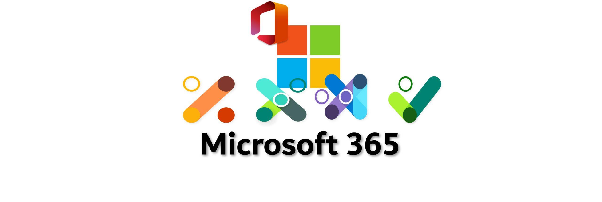 Microsoft 365 Logos