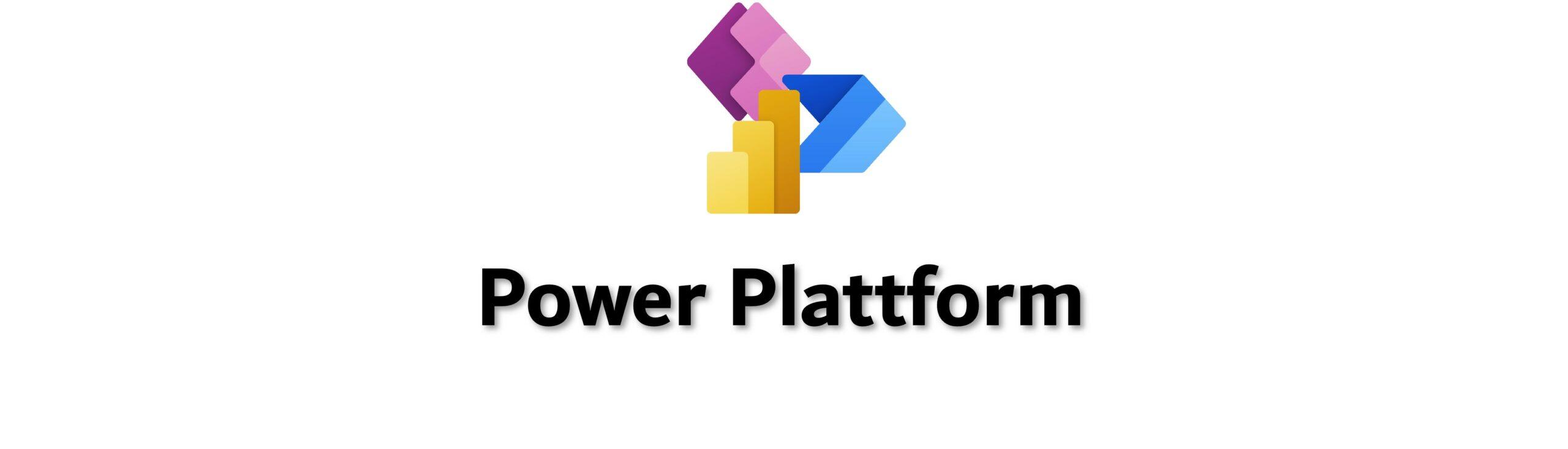 Power Plattform Logo