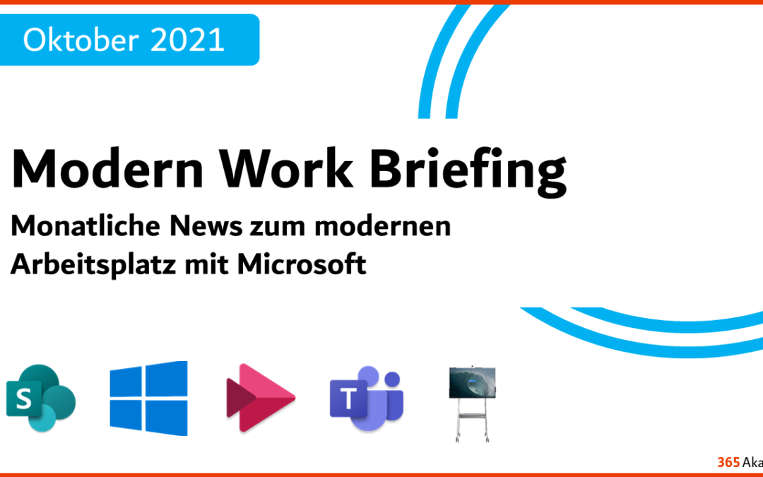 Briefing Oktober 2021