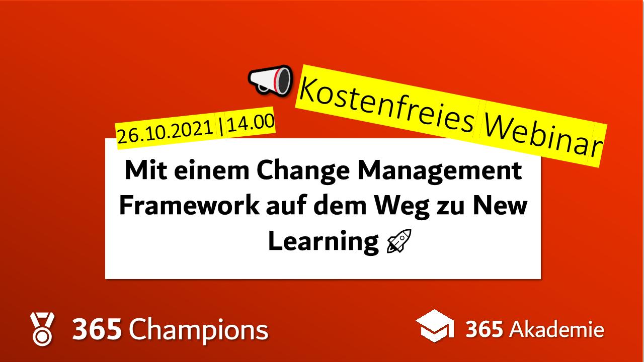 Beitragsbild Change Management