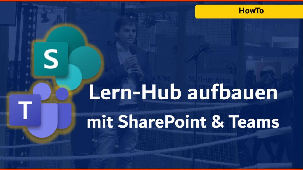 Beitragsbild Lern-Hub