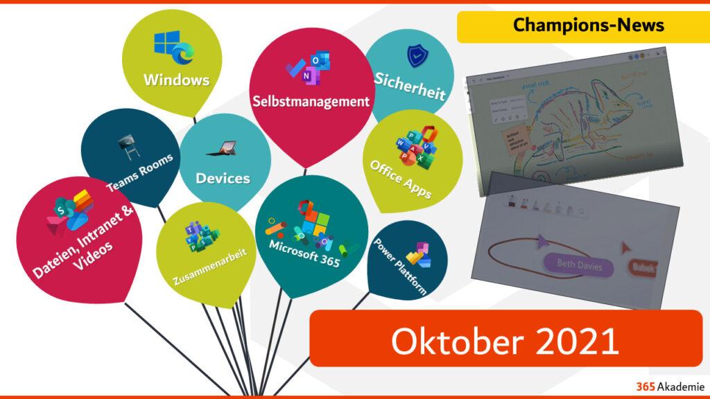 News-Sendung Oktober
